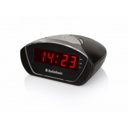 Reloj Despertador Digit. Audiosonic Ne
