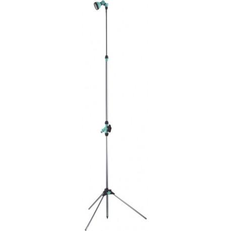 Ducha Jard 175-229cm Con Tripode Natuur Metal/plast Nt110407