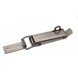 Cierre 100x34mm Para Caja Micel Acero Cinc Cc2 Uso Candado