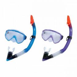 Mascara Buceo Con Snorkel Bestway Surt Dive Adulto Xxx3
