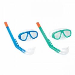 Mascara Buceo Con Snorkel Bestway Pl Fundive 3-6