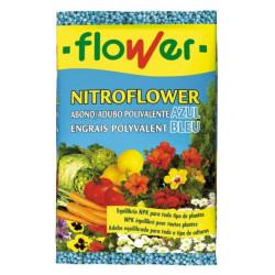Abono Plant Solido Flower Az Nitroflower Poliv 750 Gr