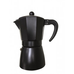 Cafetera Italiana 03tz Alu Ne Scuro Vivah