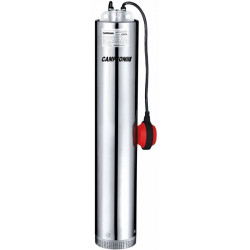 Bomba Agua Sum. 1000w/90 L/h Limp Altura 17mt Icompact 66/50