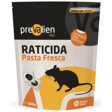 Raticida 500gr Pasta Fresca Prevalien Uso Domestico