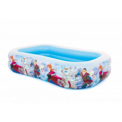 Piscina Hinch Rect 262x175x56cm Inf Frozen Intex