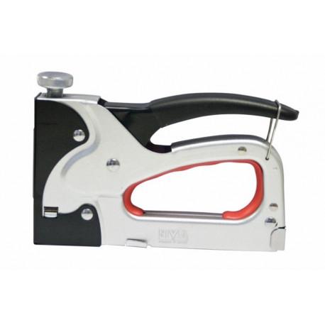 Grapadora Manual Clav. 4en1 Grapa 530,762,clav12,pin12 Met N