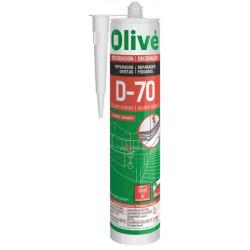 Masilla Acril Sellante 300 Ml I/e Olive