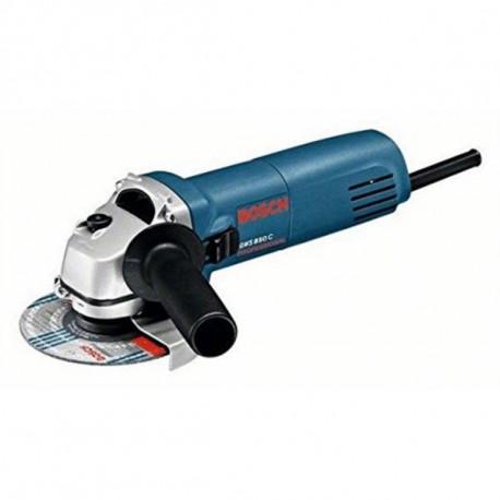 Amoladora Prof 115mm 850w Gws 850 C Bosch