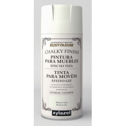 Pintura Acril Para Muebles 400 Ml Bl/tiza Chalky Rust-oleum