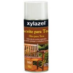 Aceite Teca Protector 400 Ml Miel Xylazel