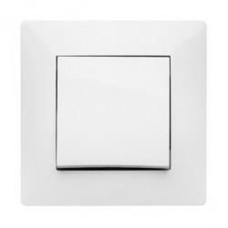 Interruptor Elec 10a-250v Emp Conm. Abs Bl Habitat 15 Famat