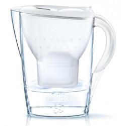 Jarra Agua Purif. 2,4lt + 2 Filtros Marella Blanca Brita