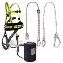 Arnes Seg Dorsal/frontal Completo Cinturon  Cuerda 1,5mt Ste
