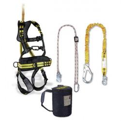 Arnes Seg Dorsal/esternal Completo Cinturon Cinta Elastica