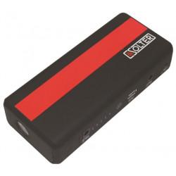 Arrancador Bateria Coche 12v Litio 12000mah Cargador Smartph