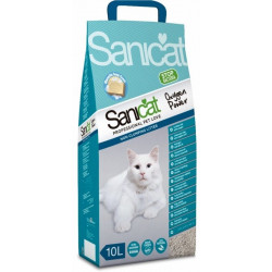 Arena Gato Sanicat Clean Oxygen Power Absorbente Psanclox010