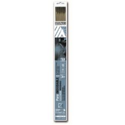 Electrodo Inox 2,5x350mm Solter 10 Pz