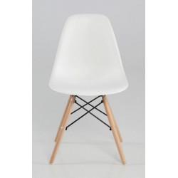 Silla Diseño Kit Closet Blanca Eco