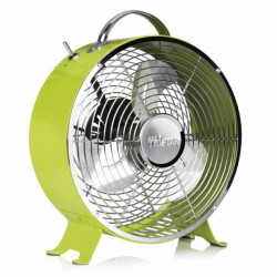 Ventilador Sobrem 25cm 2 Funciones Inox Ver Tristar