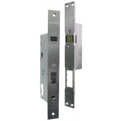 Cerradura Elec Duo 60/85 Inox Dorcas