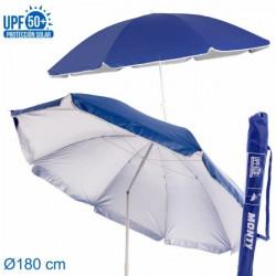 Sombrilla Playa 180cm Juinsa Nyl Az Upf+50