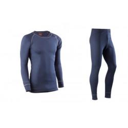 Camiseta/pantalon Term 730 Dn/l 100% Poli Az/mar 730dn Under