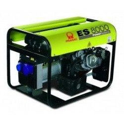 Generador Gasolina Motor Honda Gx-390 230v 50hz 7,2kva Es800