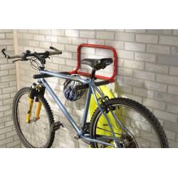 Soporte Plegable 2 Bicicletas Pared Mottez Bo53qra Unidad