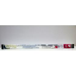 Riel Cortina 213/396cm Exten Vivah Met Bl Pared