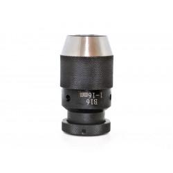 "Portabrocas Taladro Columna Aut 3-16mm 1/2"""" B16 Target"