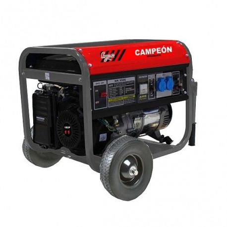 Generador 11cv Pot 4,0kva Depos 25lt Monofas. Campeon