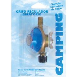 Grifo Regulador Giratorio Camping 28 Gr. Unidad