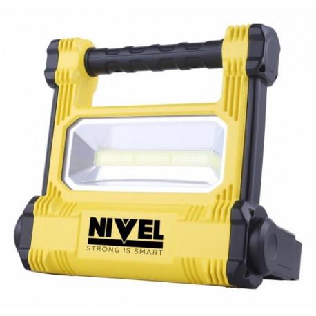 Proyector Led 20w+ Linterna Nivel