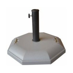 Pie Parasol Cemento 32kg
