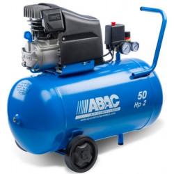 Compresor Coaxial 2 Cv 50lt 10 Bar C/aceite Montecarlo L20 A