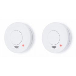 Detector Humos Fotoelectrico Smartwares Bl 2 Pz