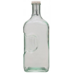 Botella  Beb. 2l C/tap Vidrio Rec. V.san Miguel