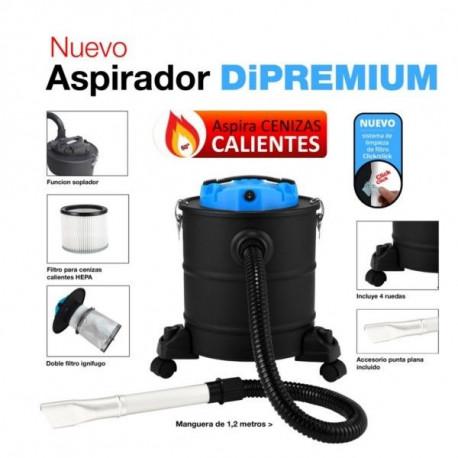 Aspirador Soplad 20lt Cenizas Calientes Dicogar 1200w