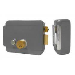 Cerradura Elec 105x124,5x37,5mm D98 Cilindro 50mm Dorcas