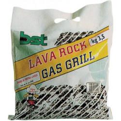 Piedra Lava Volcanica Saco 3.5kg Rbst0002