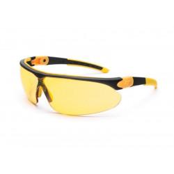 Gafa Solar Polic Neg/ama Aventur Amarilla Pegaso