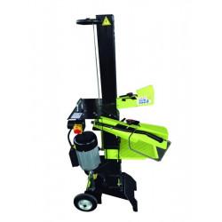 Astilladora Leña 6ton 3000w Elect Natuur Vertical Nt117045