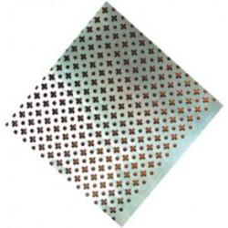 Chapa Aluminio 2000x1000x0,5mm Plata 97002
