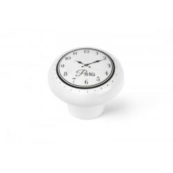 Pomo Mueb 40mm Porcel Reloj Vintage Rei
