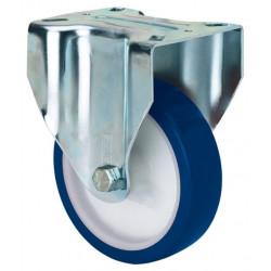 Rueda Fija 080x32mm 2-2822 Pl.107x086 100kg Pu Az 17zvl80-po