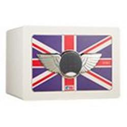 Caja Fuerte Seg Sobrep Elect 250x350x300mm Wing Btv