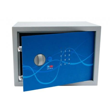 Caja Fuerte Seg Sobrep Elect 250x350x250mm Sydney E-25 Btv
