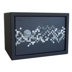 Caja Fuerte Seg Sobrep Elect 250x350x250mm Pixel 25 Btv