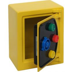 Caja  Alhajas 135x110x80mm Btv Acero Ama Hucha